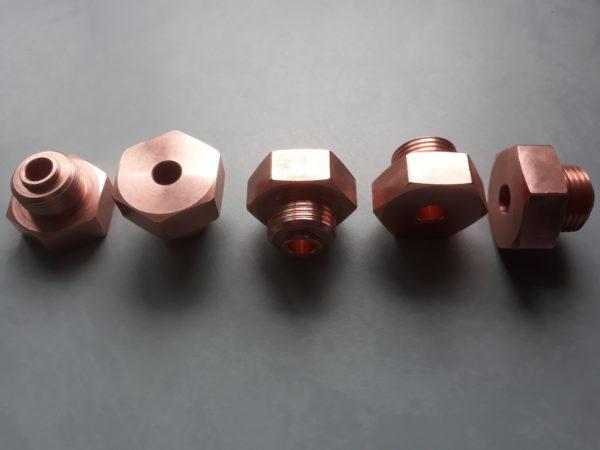 Punktschweißelektroden